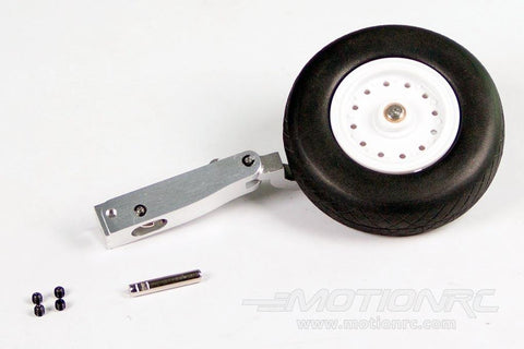 Freewing 80mm EDF A-10 Main Landing Strut and Wheel - Left FJ31111085
