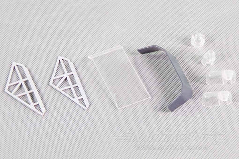 Freewing 80mm EDF A-10 Plastic Parts Set C FJ31111096