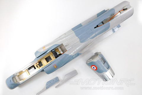 Freewing 80mm EDF Mirage 2000 Fuselage - (Old Color Scheme) FJ2061101