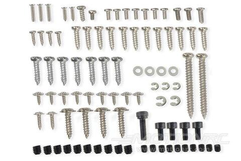 Freewing 80mm EDF Mirage 2000 Hardware Set FJ2061112
