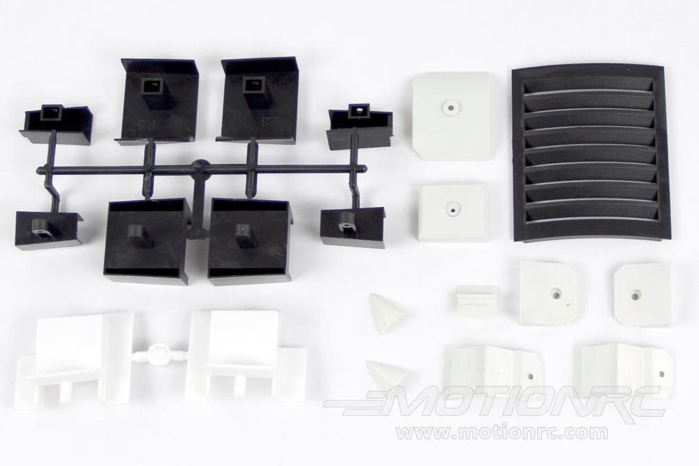 Freewing 80mm EDF Mirage 2000 Plastic Parts Set 2 FJ20611094