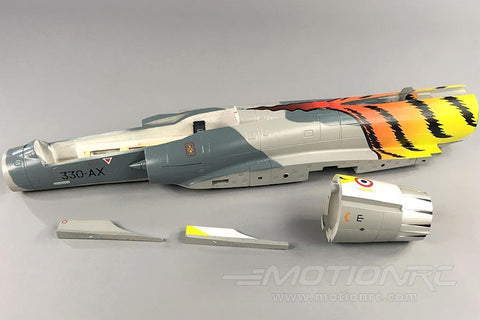 Freewing 80mm EDF Mirage 2000C V2 Fuselage - Tiger Meet FJ2062101