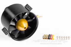 Freewing 90mm 9 Blade EDF 6S Power System w/ 3748-1750kV Outrunner Motor E7228