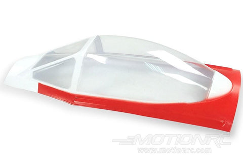 Freewing 90mm DH-112 Venom Canopy - Swiss Red RJ30231061