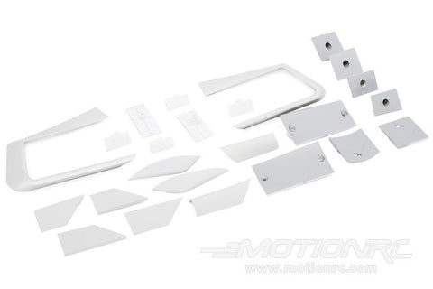 Freewing 90mm EDF F-22 Raptor Plastic Parts Set B FJ31311097