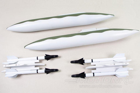 Freewing 90mm EDF F-4 Phantom II Missiles & Pylons FJ31211021