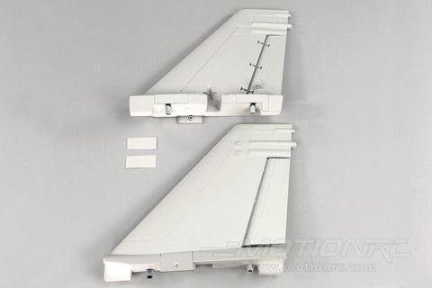 Freewing 90mm EDF F/A-18C Hornet Vertical Stabilizer - Base Gray FJ3142104