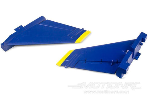 Freewing 90mm EDF F/A-18C Hornet Vertical Stabilizer - Blue Angels FJ3141104