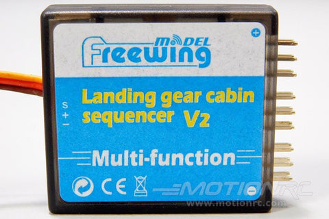 Freewing 90mm F-15 Landing Gear Door Sequencer E23