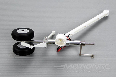 Freewing 90mm T-45 Nose Gear Wheel and Strut FJ30711083