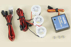 Freewing 90mm Yak-130 Light Controller and LED Light Set E022