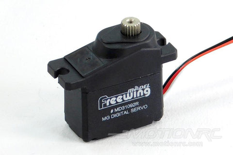 "Freewing 9g Digital Metal Gear Reverse Servo with 300mm (12"") Lead MD31092R-300"