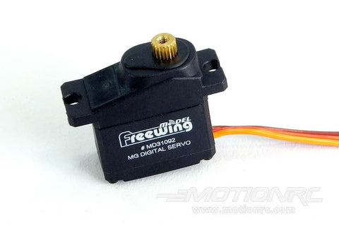 "Freewing 9g Digital Metal Gear Servo with 550mm (22"") Lead MD31092-550"