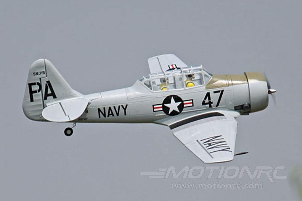 "Freewing AT-6 Texan Grey 1450mm (57"") Wingspan - PNP FW30321P"