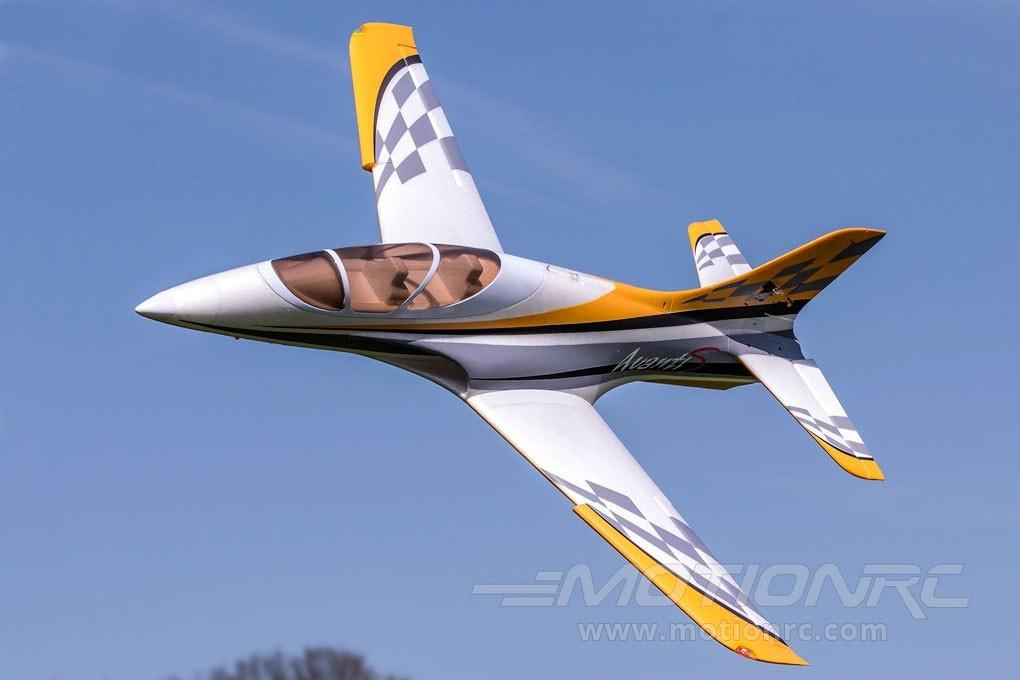 Freewing Avanti S 80mm EDF Ultimate Sport Jet - PNP FJ21211P