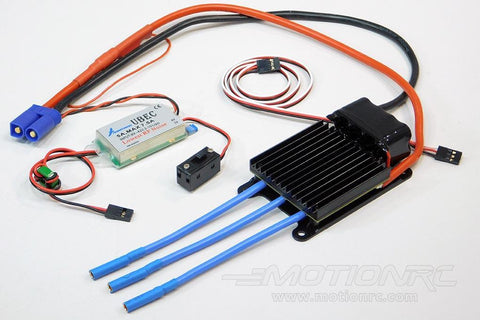 Freewing F-22 150A Brushless ESC for 8S Power Systems 070D002002