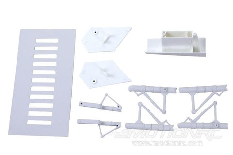 Freewing F-22 Landing Gear Plastic Parts Set FJ10511084