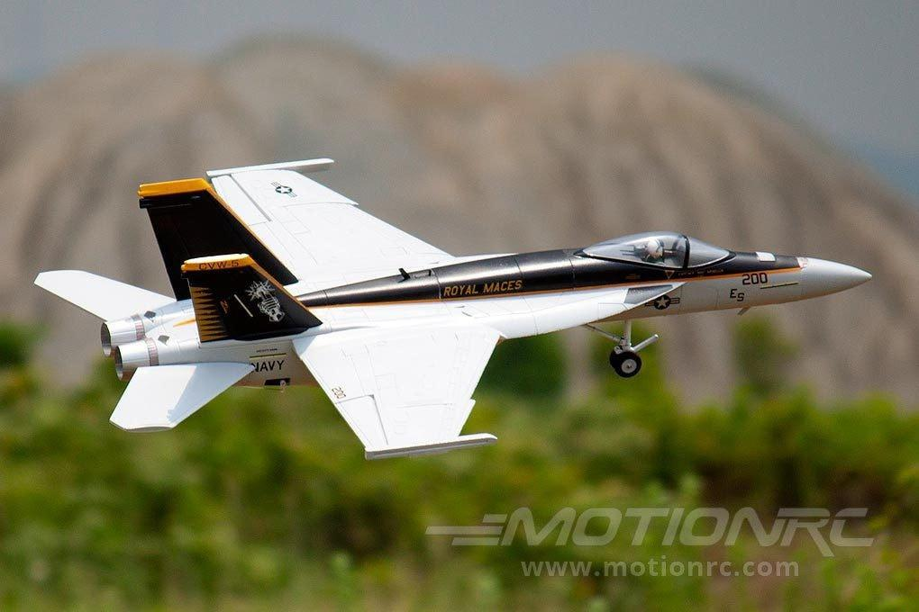 "Freewing F/A-18 64mm EDF Jet ""Royal Maces"" - ARF - SCRATCH AND DENT FJ10711K(SD)"