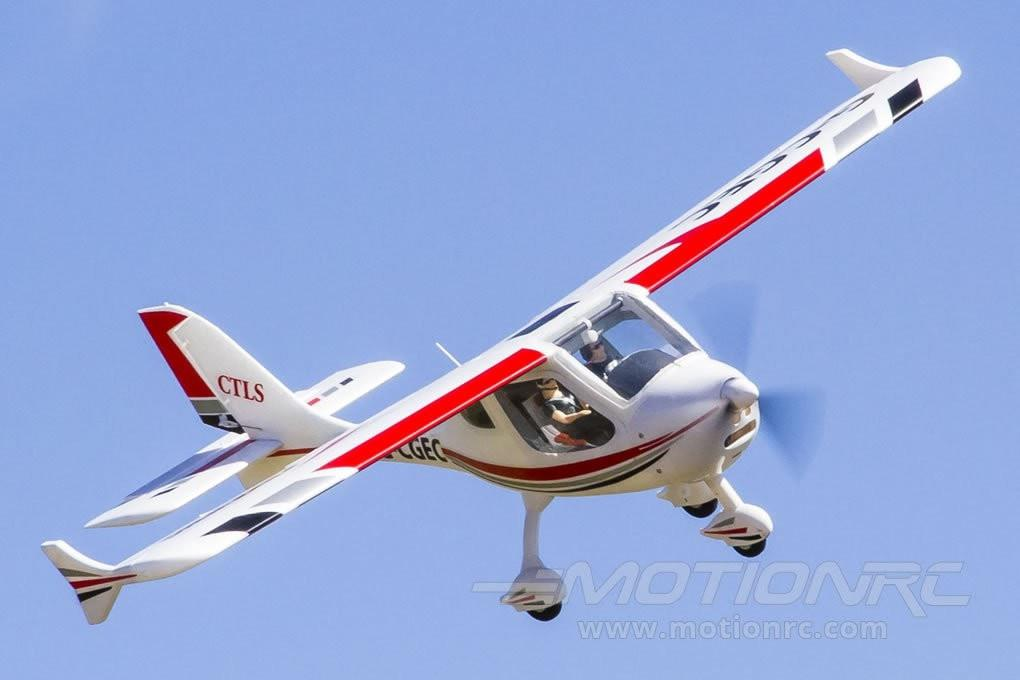 "Freewing Flight Design CTLS 1200mm (47"") Wingspan - PNP FT10211P"
