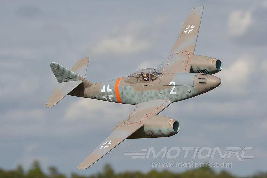 Freewing Messerschmitt Me 262 Twin 70mm EDF Jet - PNP - SCRATCH AND DENT FJ30411P(SD)