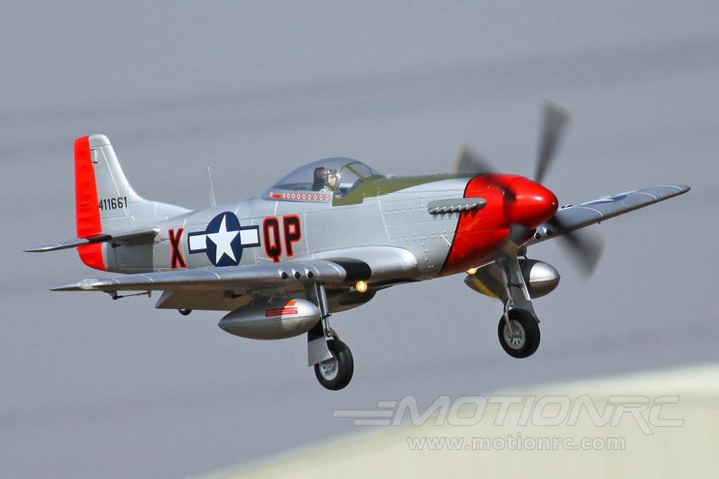 "Freewing P-51D ""Iron Ass"" Super Scale 1410mm (55"") Wingspan - PNP FW30112P"