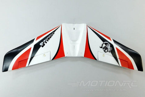 Freewing Stinger 64 Main Wing - Red FJ1041102