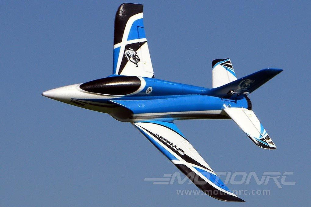 Freewing Stinger Blue 64mm EDF Jet - PNP FJ10421P