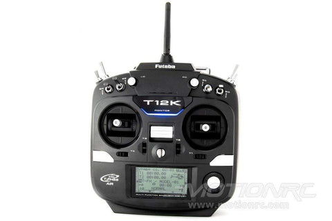 Futaba 12K 12-Channel Transmitter with R3008SB Receiver FUTK9300