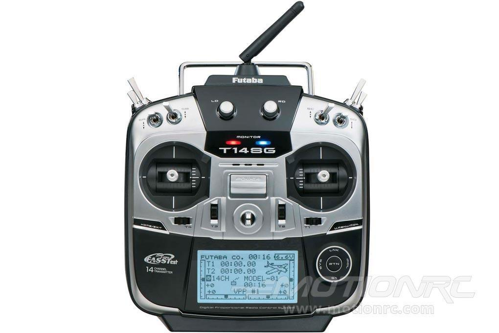 Futaba 14SGA 14-Channel Transmitter with R7008SB Receiver FUTK9410
