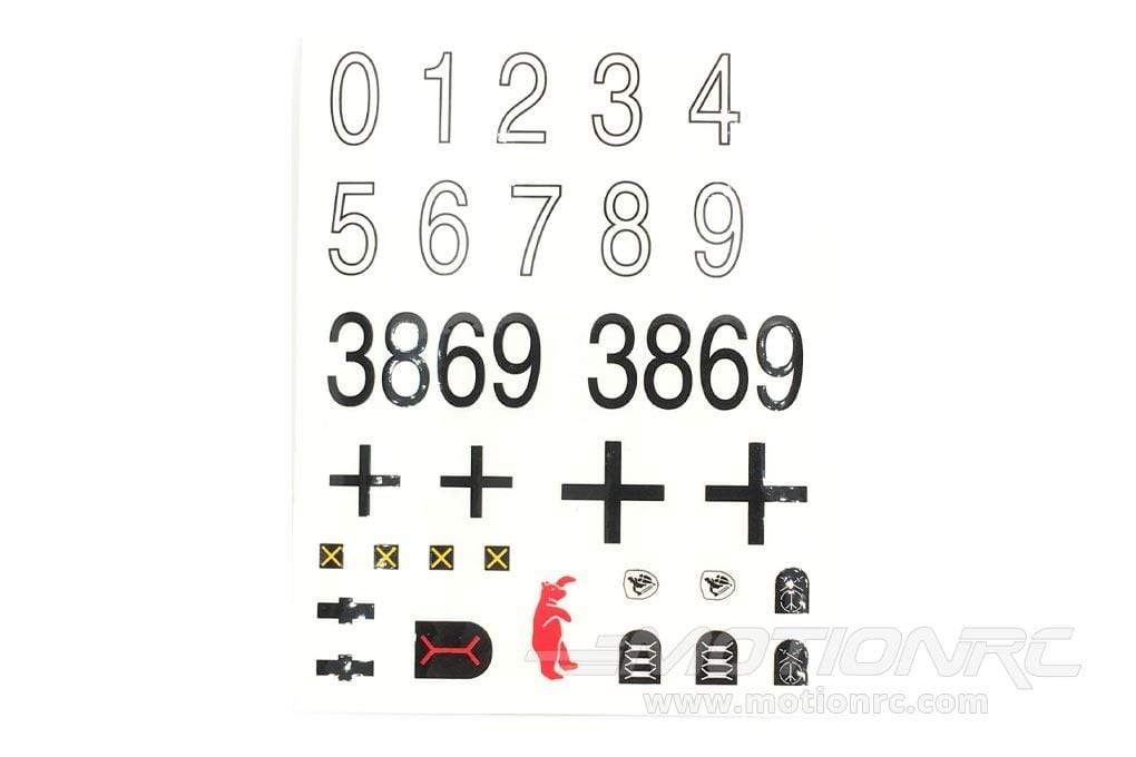 Heng Long 1/16 Scale German Jagdpanther Decal Set HLG3869-102