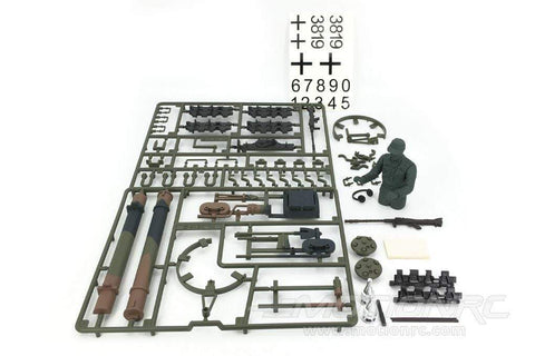 Heng Long 1/16 Scale German Panther Plastic Parts Set HLG3819-100
