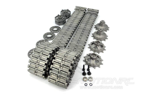 Heng Long 1/16 Scale Russian T-72 Battle Tank Metal Drive Track Upgrade Set HLG3939-200