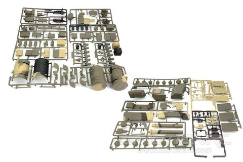 Heng Long 1/16 Scale Russian T-90 Plastic Parts Set HLG3938-100