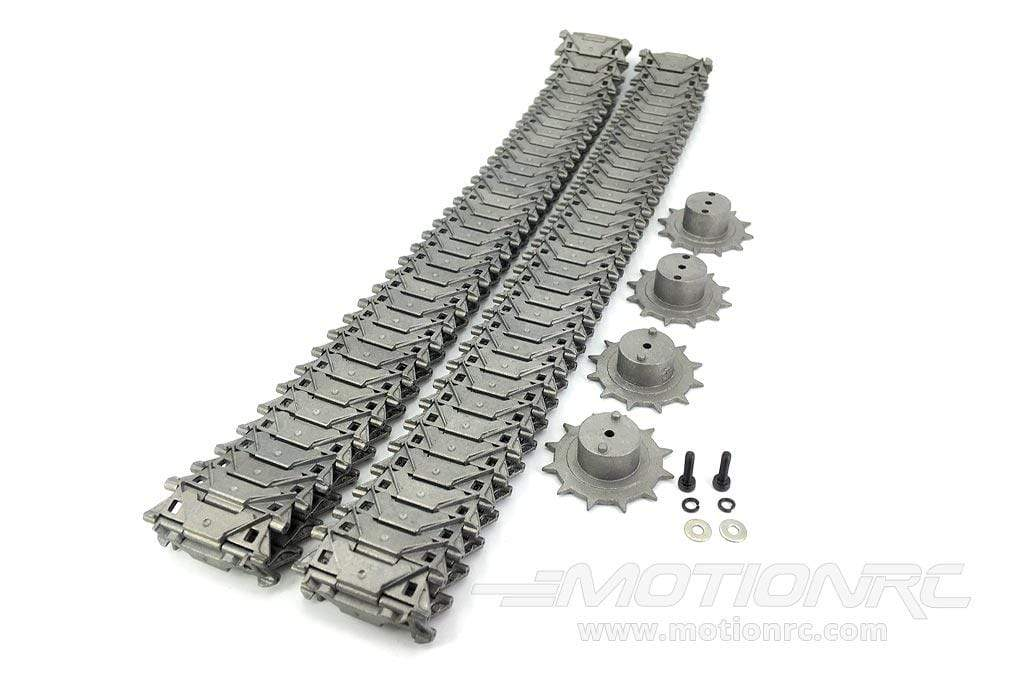 Heng Long 1/16 Scale USA M41 Walker Bulldog Metal Drive Track Upgrade Set HLG3839-200