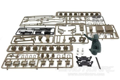 Heng Long 1/16 Scale USA M41 Walker Bulldog Plastic Parts Set HLG3839-100