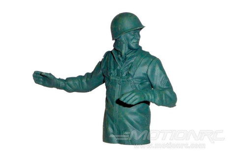 Heng Long 1/16 Scale USA/UK/Russian/Chinese Tank Commander Figure HLG5032-001