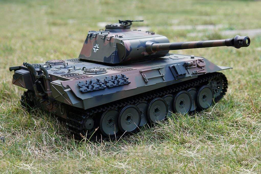 Heng Long German Panther Upgrade Edition 1/16 Scale Battle Tank - RTR HLG3819-001