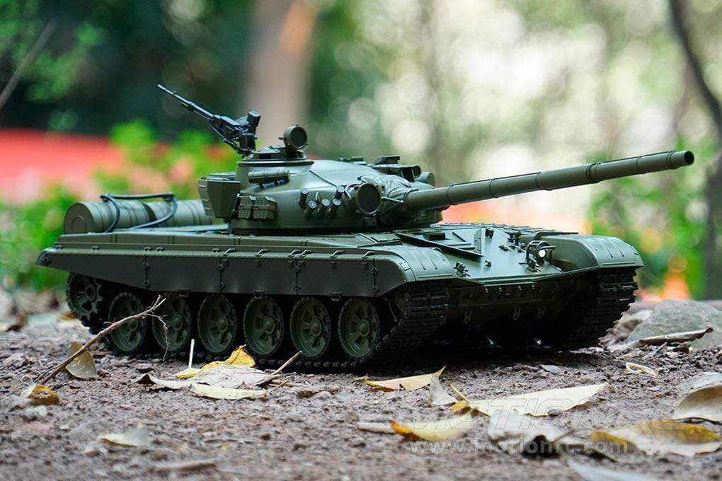 Heng Long Russian T-72 Professional Edition 1/16 Scale Battle Tank - RTR HLG3939-002