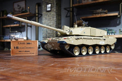 Heng Long UK Challenger II Upgrade Edition 1/16 Scale Battle Tank - RTR HLG3908-001