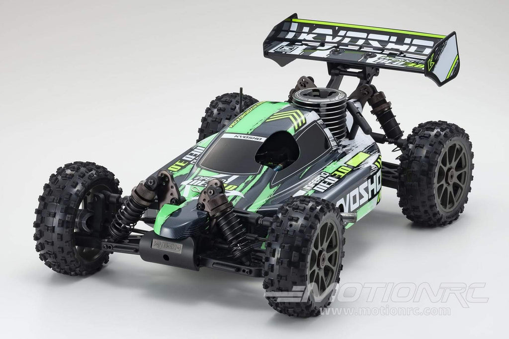 Kyosho Inferno NEO 3.0 T4 ReadySet Green 1/8 Scale Nitro 4WD Buggy - RTR KYO33012T4