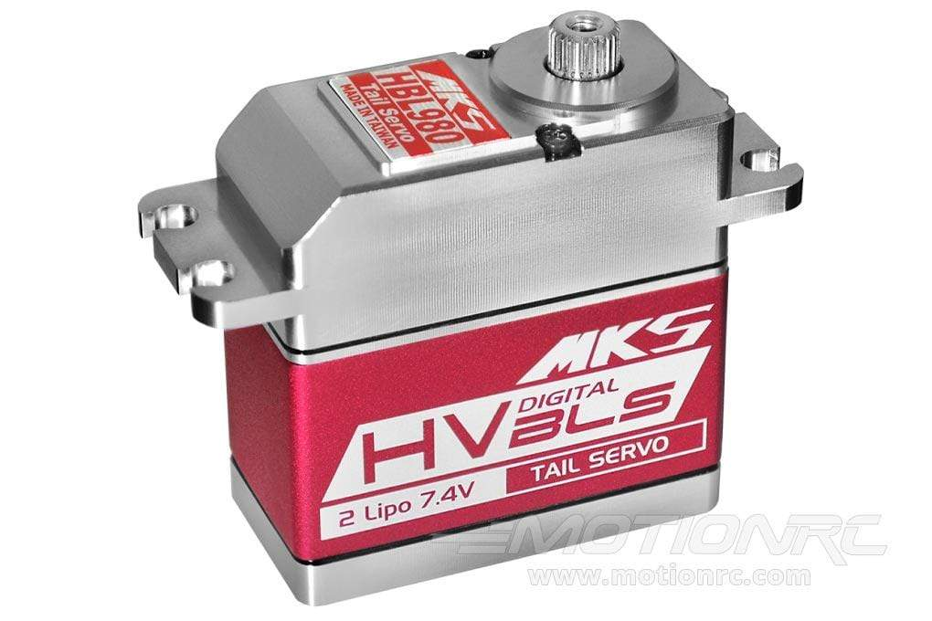 MKS DS HBL980 Tail Servo for 700 and 800 size Roban Helicopters DS HBL980