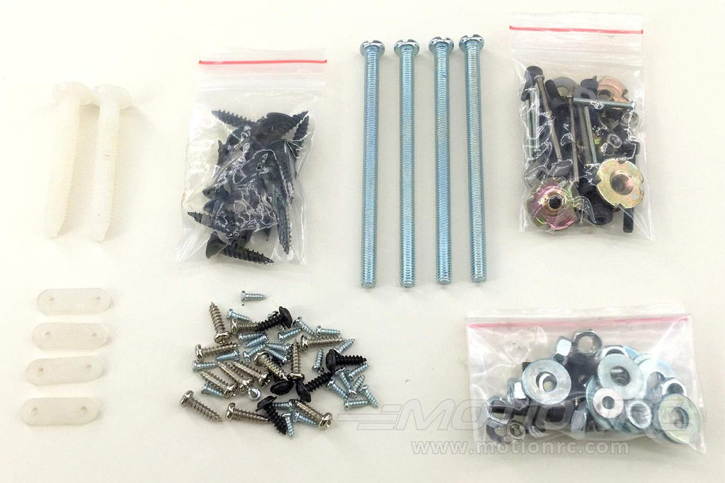 Nexa 1500mm P-47D Thunderbolt Camo Screw Set NXA1002-112
