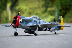 "Nexa P-47D Thunderbolt ""Hairless Joe"" Camo 1500mm (59"") Wingspan - ARF NXA-1002-001"