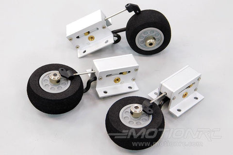 Roban 500 Size A-109 Landing Gear Set RBN-SP-A109R5-8