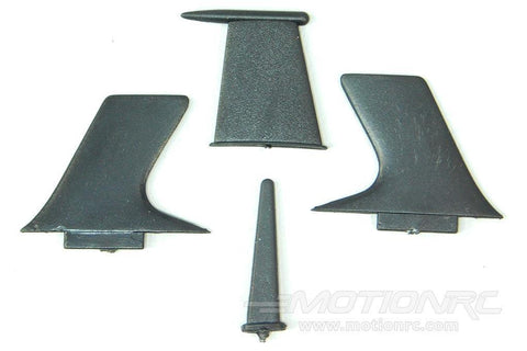 Roban 500 Size AH-1 Cobra Gray Scale Parts Set RBN-SP-AC500-08