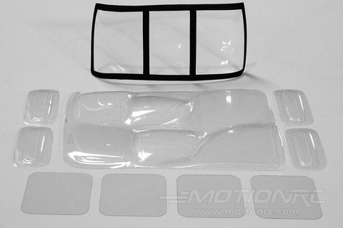 Roban 600 Size HH-60 Jayhawk Window Set RBN-SP-UH600-06