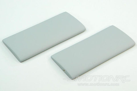 Roban 600 Size UH-1N Iroquois Tail Fin Set RBN-SP-UHN600GR-3
