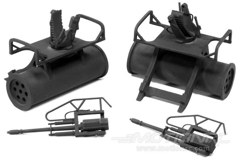 Roban 600 Size UH-1N Iroquois Weapons Set RBN-SP-UHN600GR-5