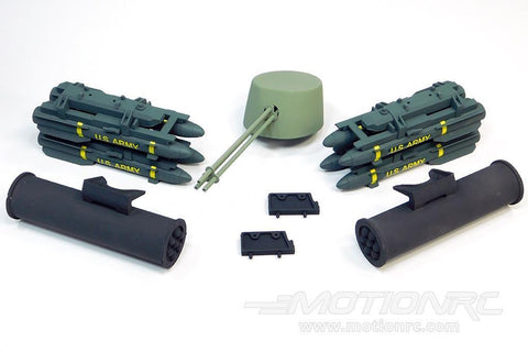 Roban 700 Size AH-1 Weapon Set RBN-70-111-ACGG