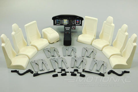Roban 700 Size B429 Complete Cockpit Set RBN-70-117-BE429